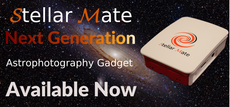 StellarMate IoT Astrophotography